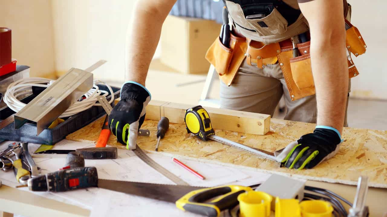 Home Handyman Service - Ready to Help You